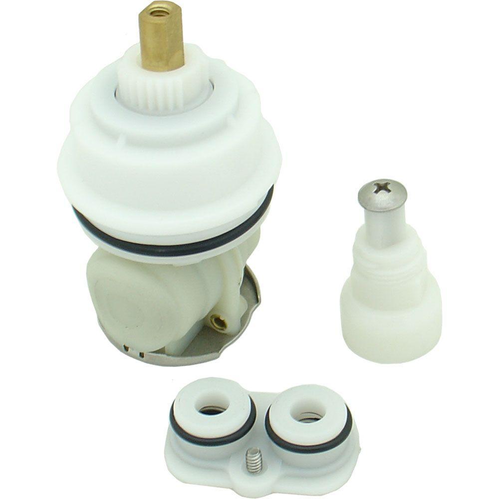 PartsmasterPro Single-Handle Cartridge for Delta 1500 & 1700 Series ...