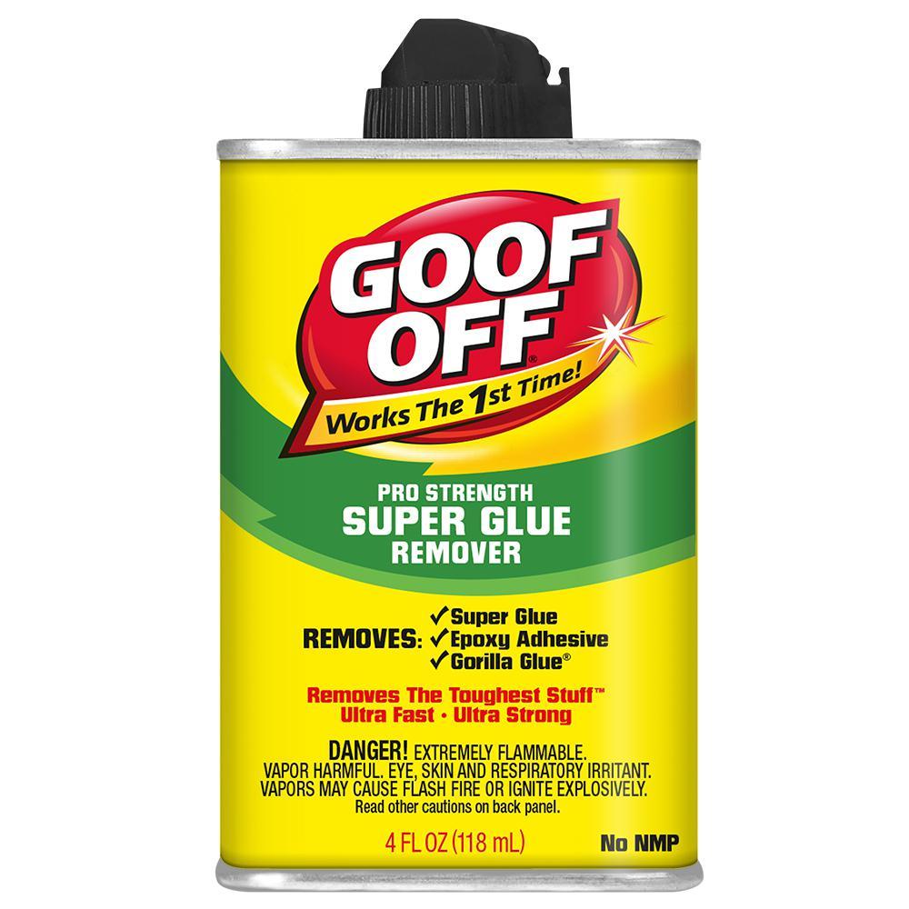 4 oz. Super Glue Remover Non-NMP