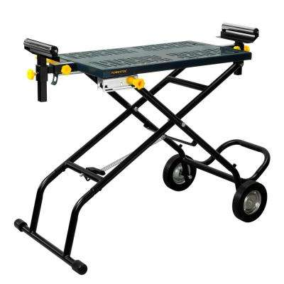 Universal Mounting Deluxe Rolling Stand