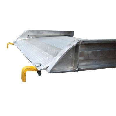 120 in. x 38 in. Aluminum Walk Ramp Hook Style
