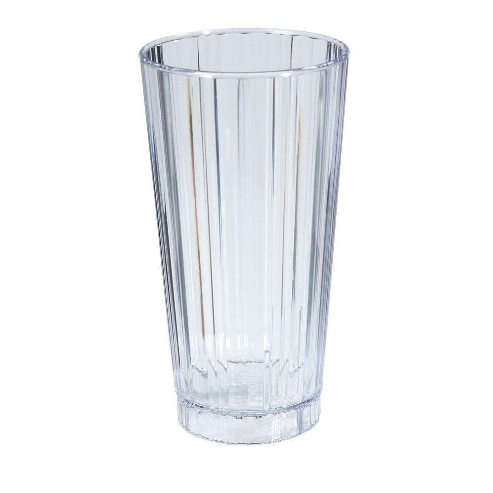 16 oz. Polycarbonate Tumbler in Clear (Case of 36)