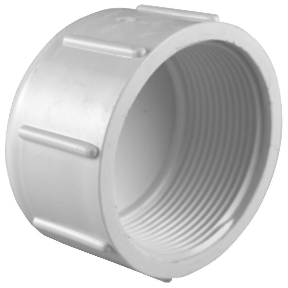1/2 in. PVC Schedule 40 FPT Cap