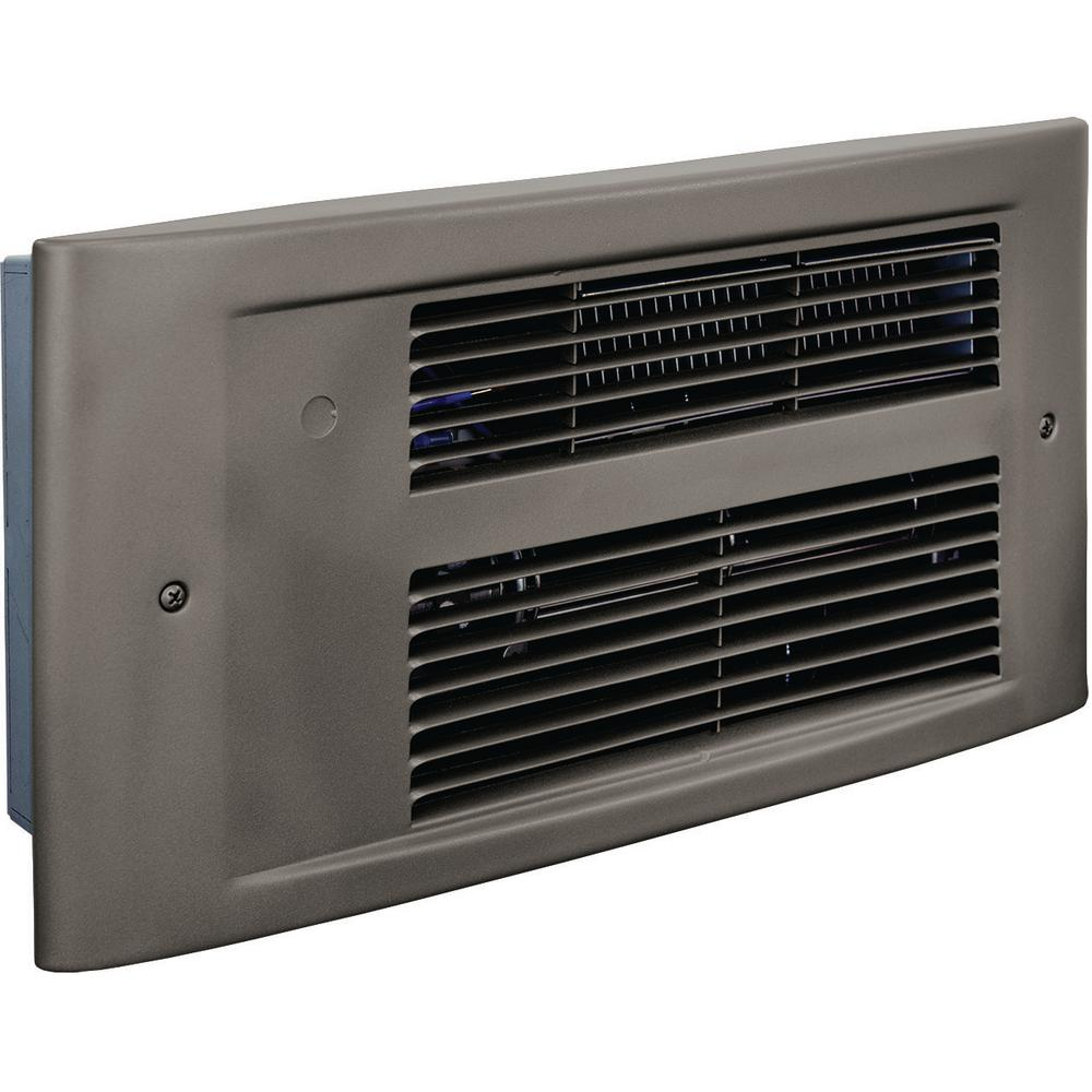 PX 120-Volt, 1500-Watt, Electric Wall Heater in Satin nickel
