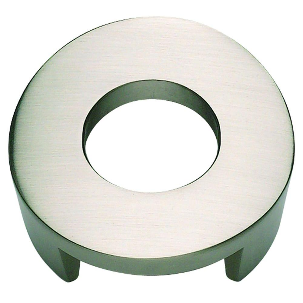 Centinel Collection 1-5/8 in. Brushed Nickel Cabinet Knob