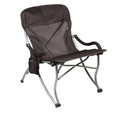 PT-XL Camp Black Patio Chair