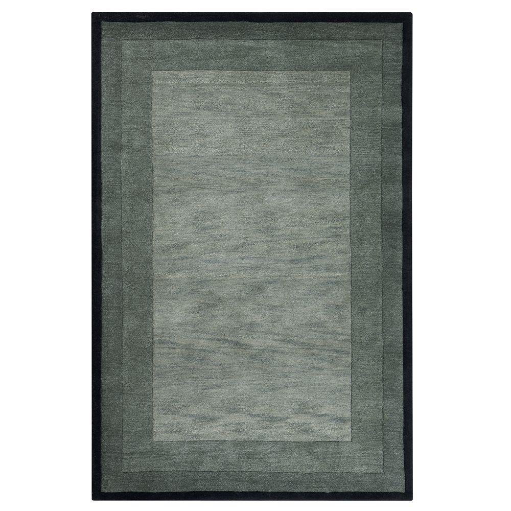 This Review Is From Karolus Gray Black 3 Ft 6 In X 5 Area Rug