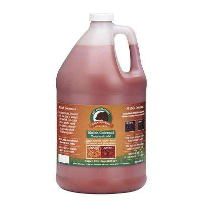 1 Gal. Red Mulch Colorant Concentrate