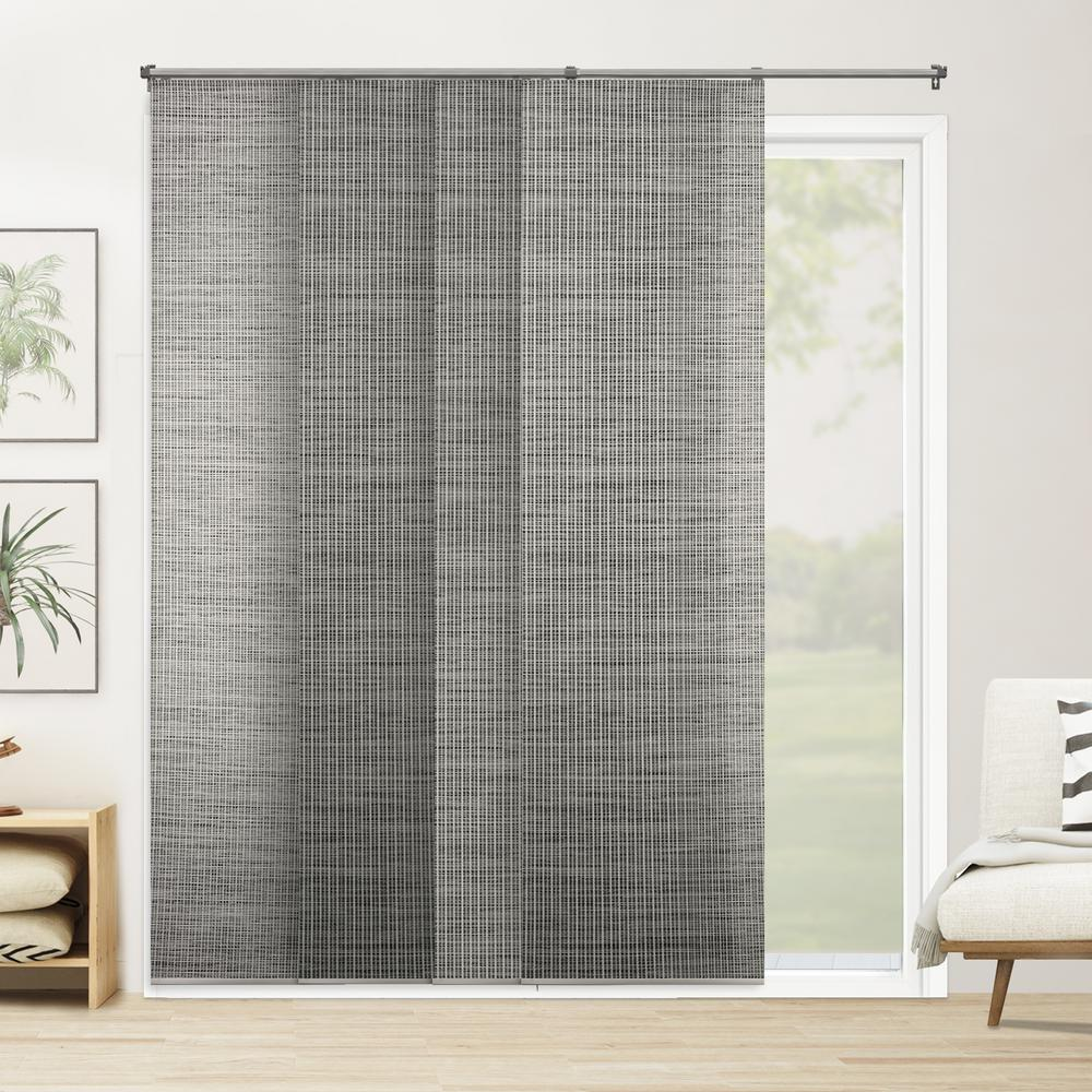 Chicology Cut To Width Panel Track Blind Lattice Marble
