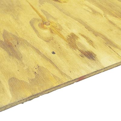 3/4 in  x 4 ft  x 8 ft  CDX Pine Plywood-1060 - The Home Depot