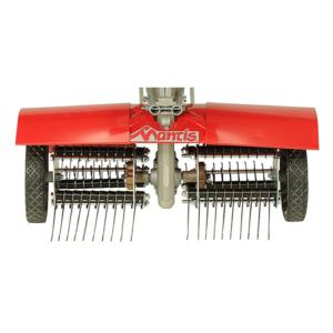 Mantis Aerator and Dethatcher Combo for Tillers by Mantis
