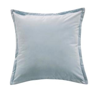 Click here to buy  Baby Blue Velvet Decorative Pillow.