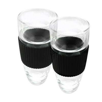 Epicureanist Chilling Glass Tumbler (Set of 2)