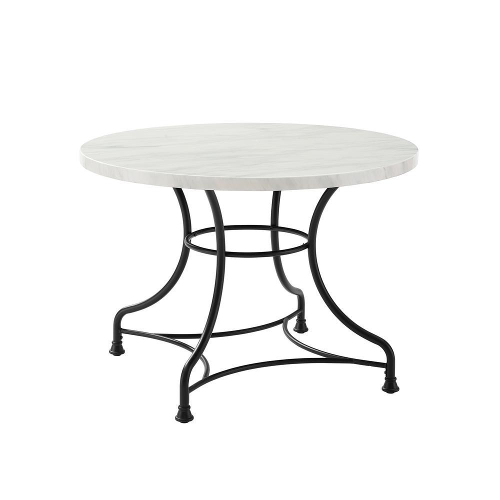 Madeleine Black Dining Table