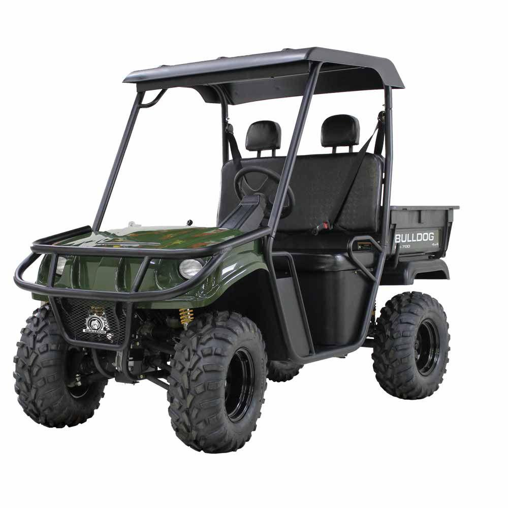 653 cc Subaru Engine Gas Utility Vehicle - California Compliant