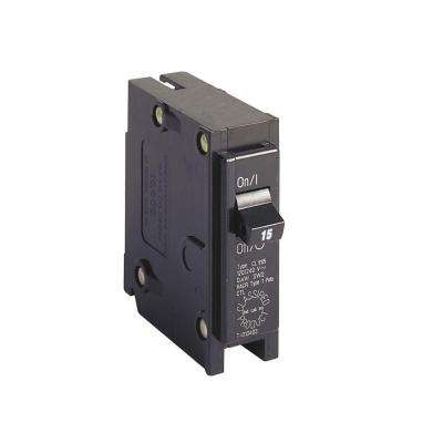 CL 15 Amp 1-Pole Circuit Breaker