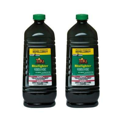 100 oz. BiteFighter Torch Fuel with Easy Pour System (2-Pack)