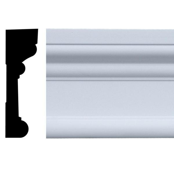 1-1/16 in. x 3-1/2 in. x 84 in. Primed Pine Finger-Jointed Casing Set (5-Piece)