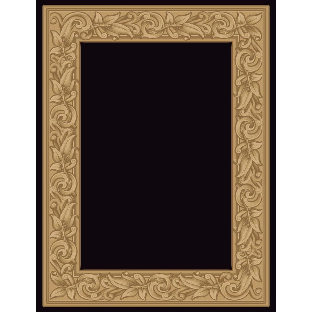 Balta US Elegant Embrace Black 9 ft. 2 in. x 12 ft. 5 in. Area Rug
