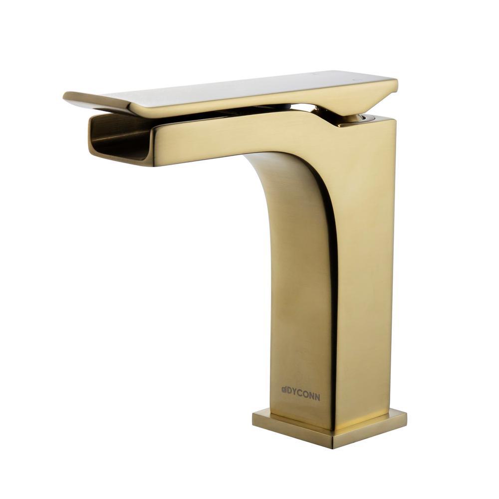 Lightinthebox Brass Waterfall Faucet Pull Down Brass