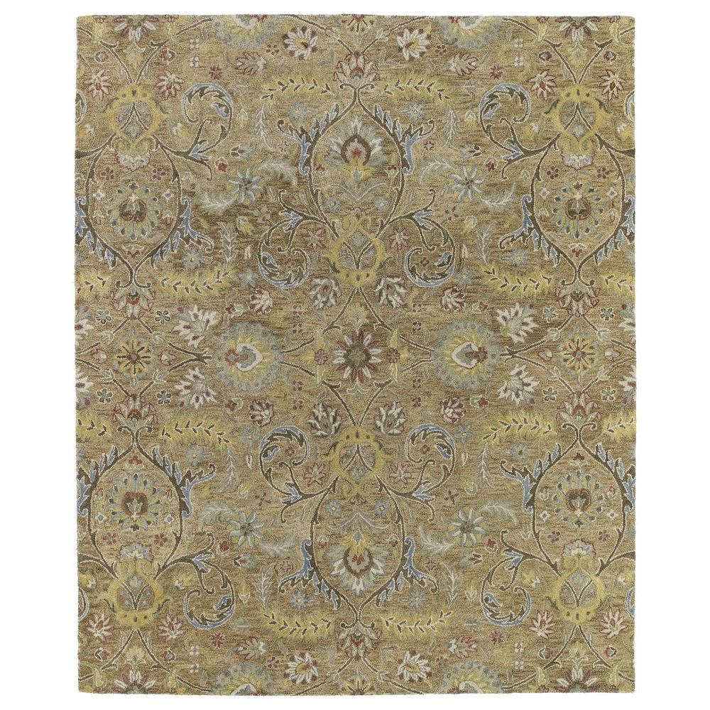 Helena Gold 12 ft. x 15 ft. Area Rug