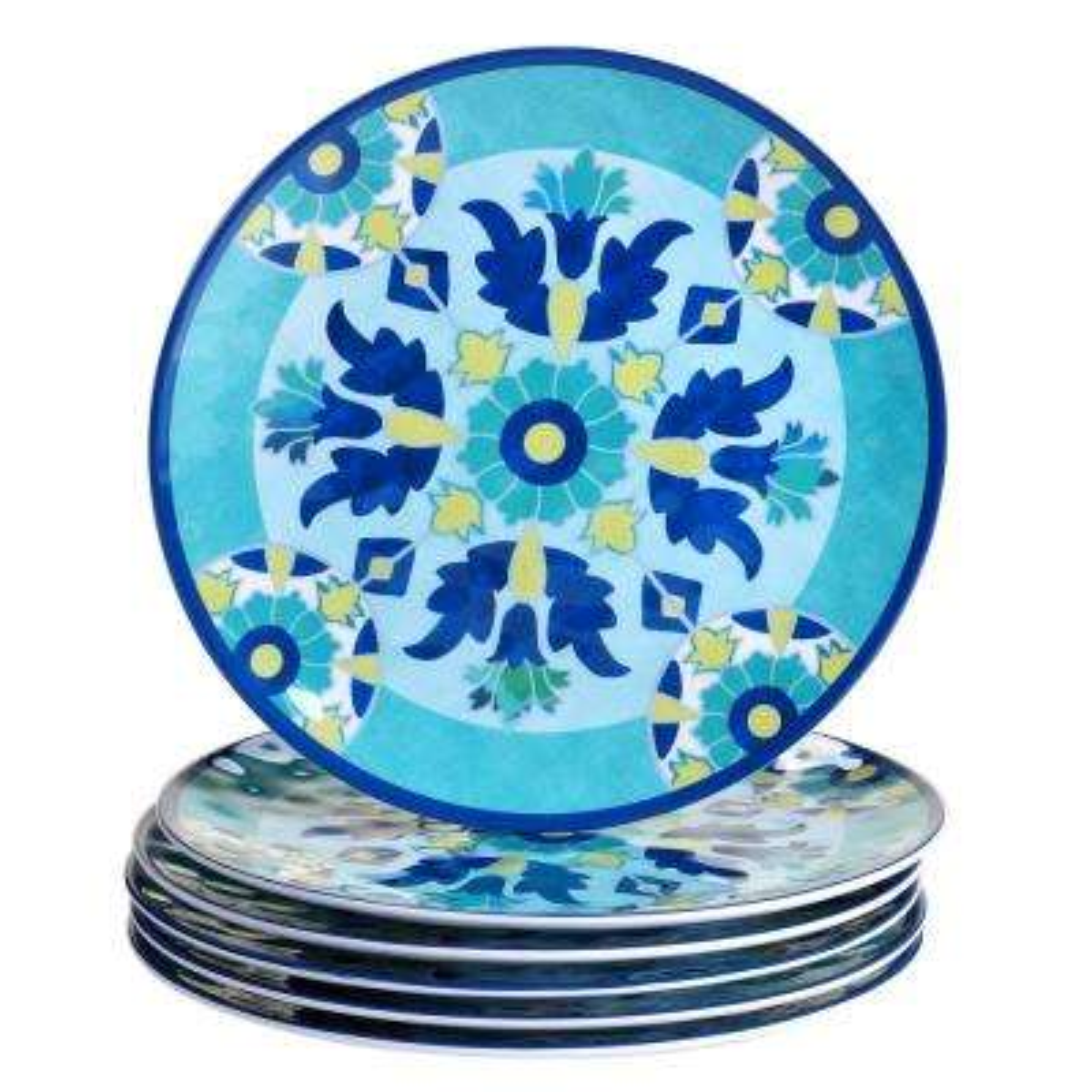 Granada 6-Piece Dinner Plate Set