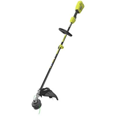 One+ 18-Volt Lithium-Ion Cordless Attachment Capable Brushless String Trimmer (Tool-Only)