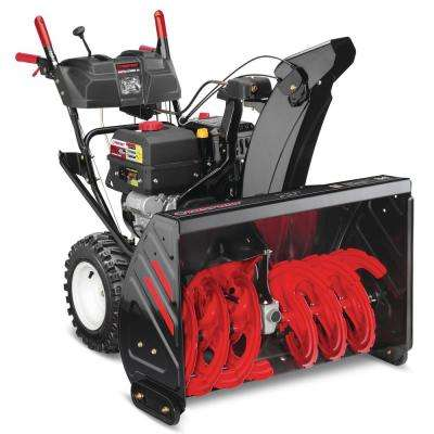 34 in. 420 cc Two-Stage Gas Snow Blower with Electric Start, Power Steering and Electric 4-Way Chute Control