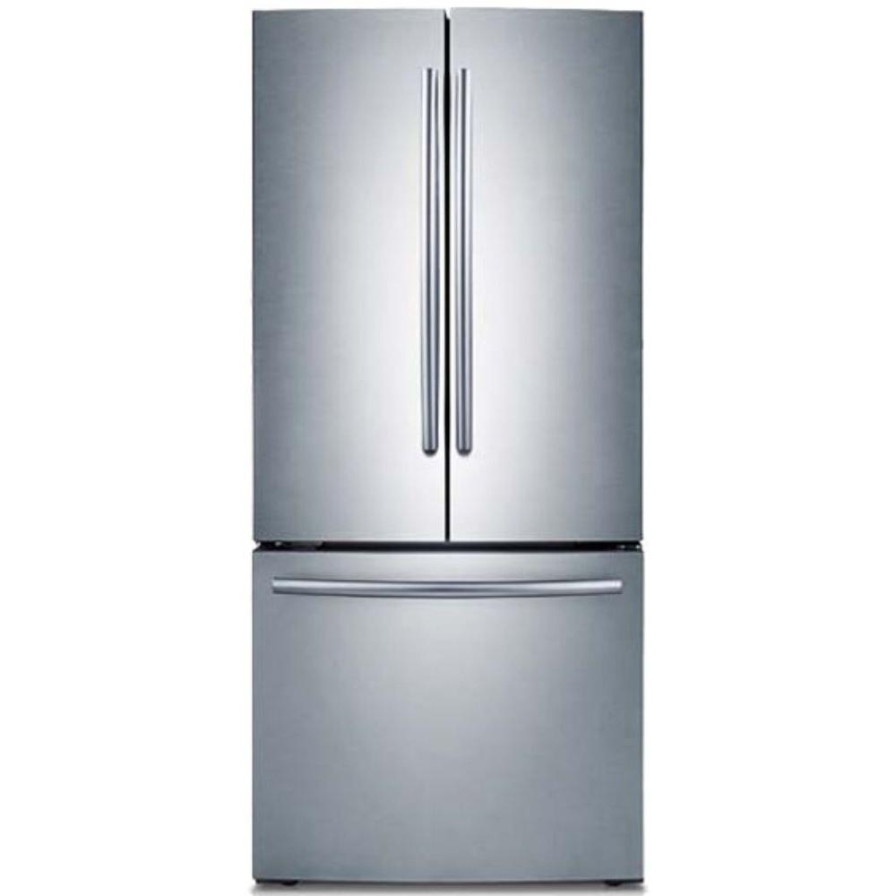 Samsung 21.8 cu. ft. French Door Refrigerator in Stainless Steel