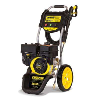 2600 psi 2.2 GPM Gas Powered Dolly Style Pressure Washer
