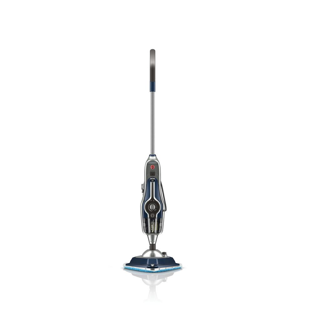 FloorMate SteamScrub 2-in-1 Hard Floor Steam Mop with Handheld Steamer