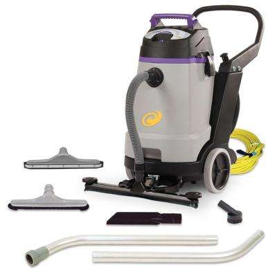 ProGuard 20 gal. Wet Dry Vac with Tool Kit and Front Mount Squeegee