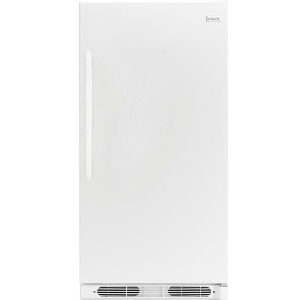 white refrigerator. freezerless refrigerator in white-ffru17b2qw - the home depot white e
