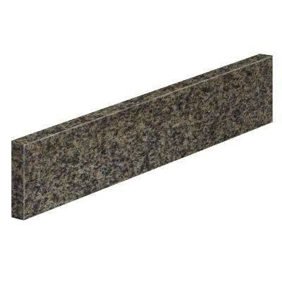 20 in. Granite Sidesplash in Quadro