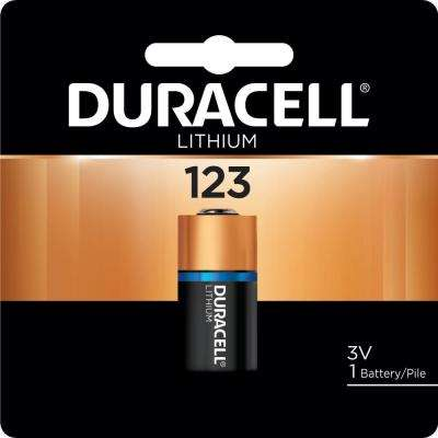 Coppertop Ultra Photo 123 Lithium Battery