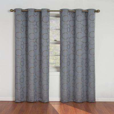 Meridian Blackout Curtain Panel