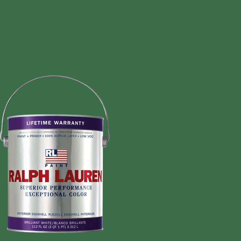 Ralph Lauren 1-gal. Green Jacket Eggshell Interior Paint