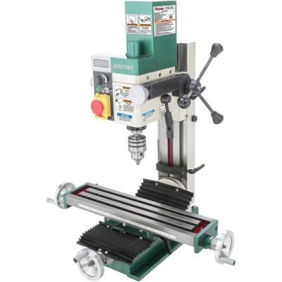 Jet 3/4 HP 15 in  Benchtop Drill Press with Worklight, 16-Speed, 115