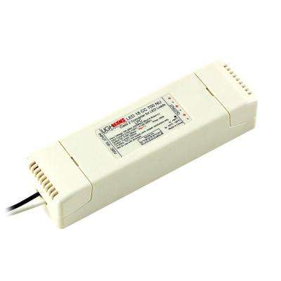 18-Watt 700mA Class II Electronic LED Driver - Dimmable