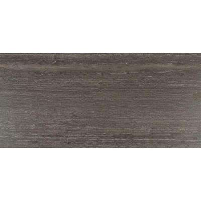 Classico Notte 12 in. x 24 in. Glazed Porcelain Floor and Wall Tile (16 sq. ft. / case)