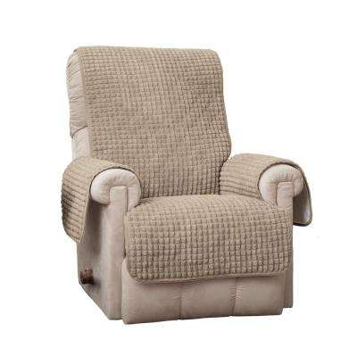 Puff Recliner/Wing Natural Furniture Protector