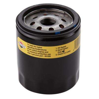 3-3/8 in. H Oil Filter for Pressure Lubrication and 3/LC Gas