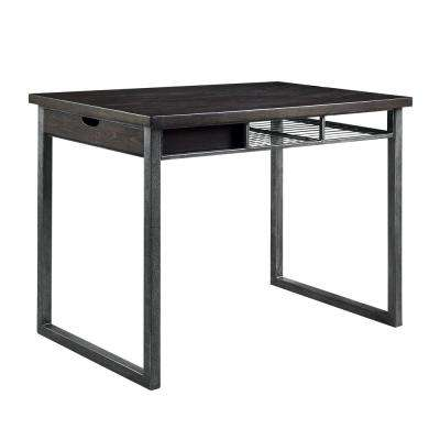 Roofus Gray Counter Height Dining Table