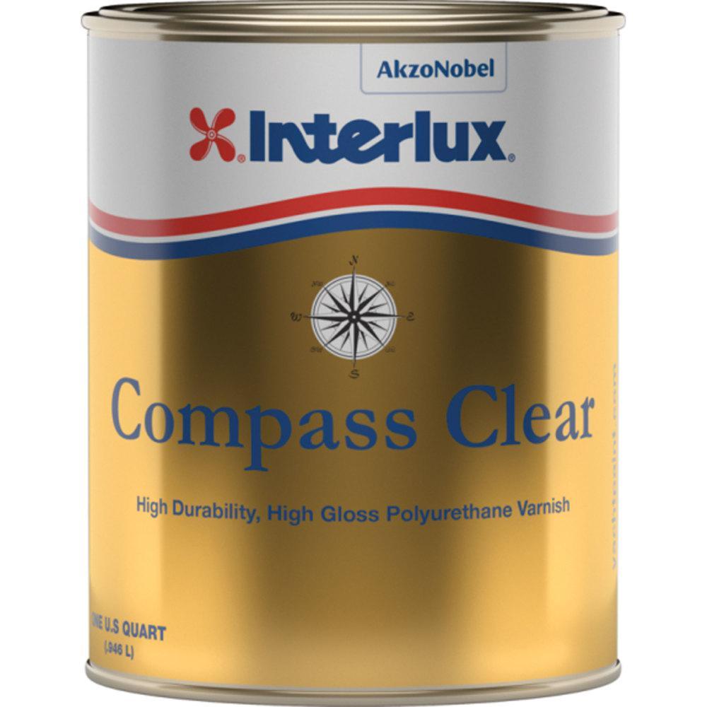 Interlux 1 Qt Comp Clear Yva502