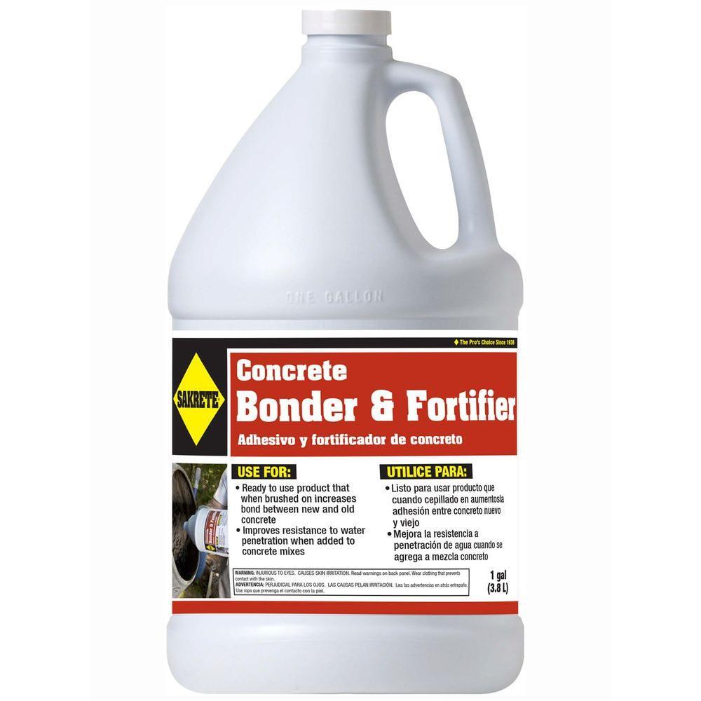 SAKRETE 1 Gal. Concrete Bonder and Fortifier