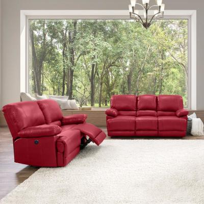 Fantastic Red Sofas Loveseats Living Room Furniture The Home Depot Evergreenethics Interior Chair Design Evergreenethicsorg