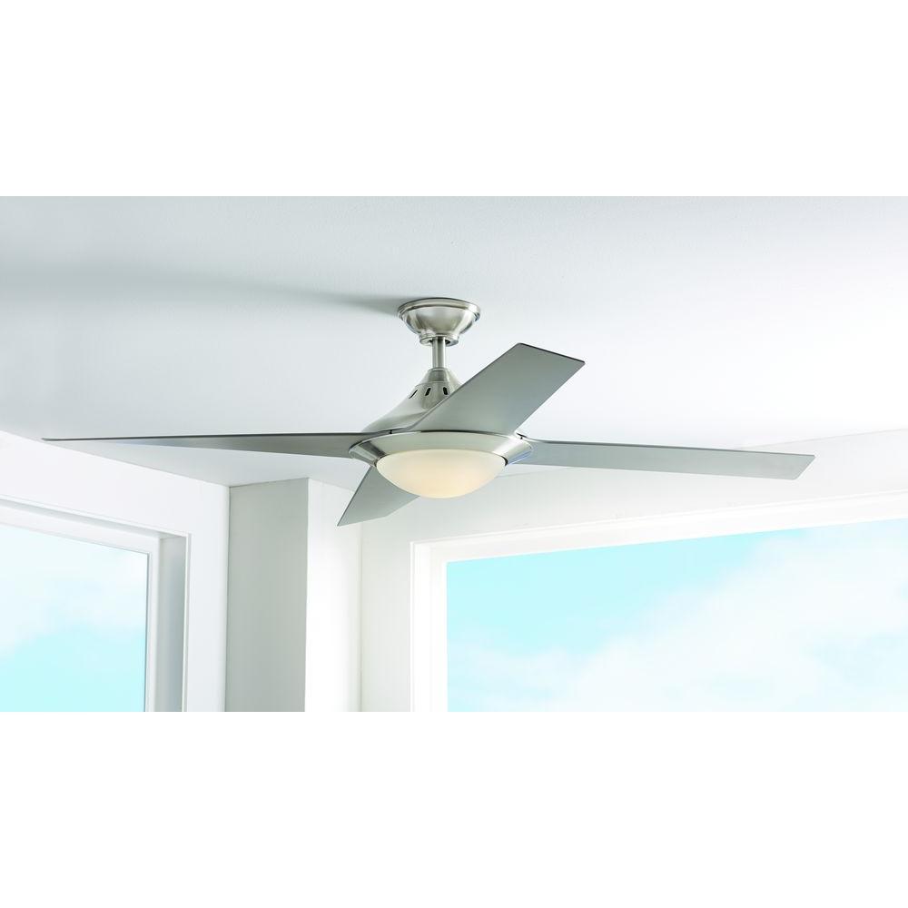 Ceiling Fan Light Kit Remote Control LED Indoor Modern