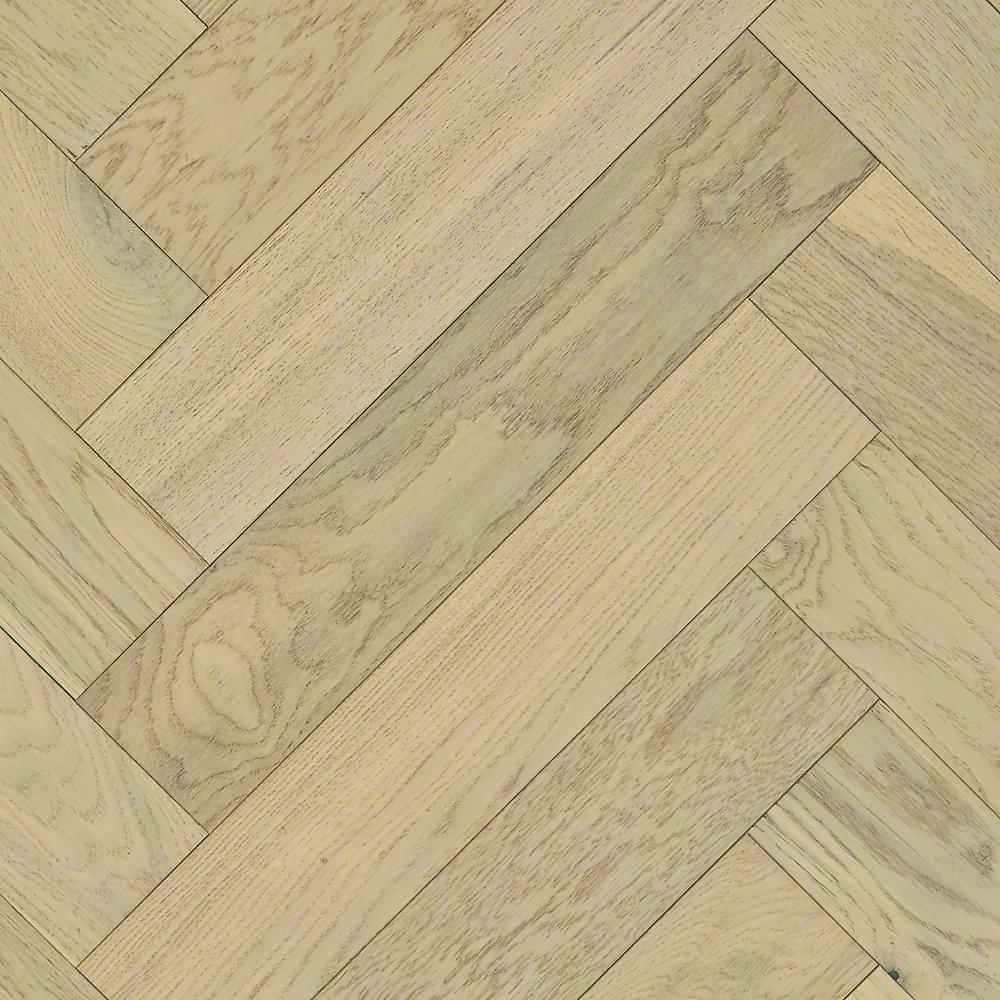 Rustic White Oak Wood Samples Wood Flooring The Home Depot