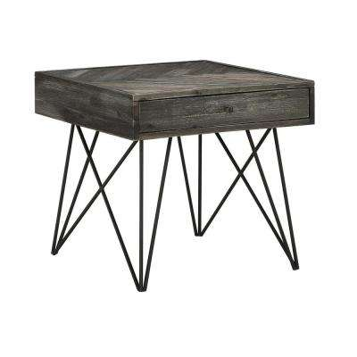 Aspen Court One -Drawer End Table