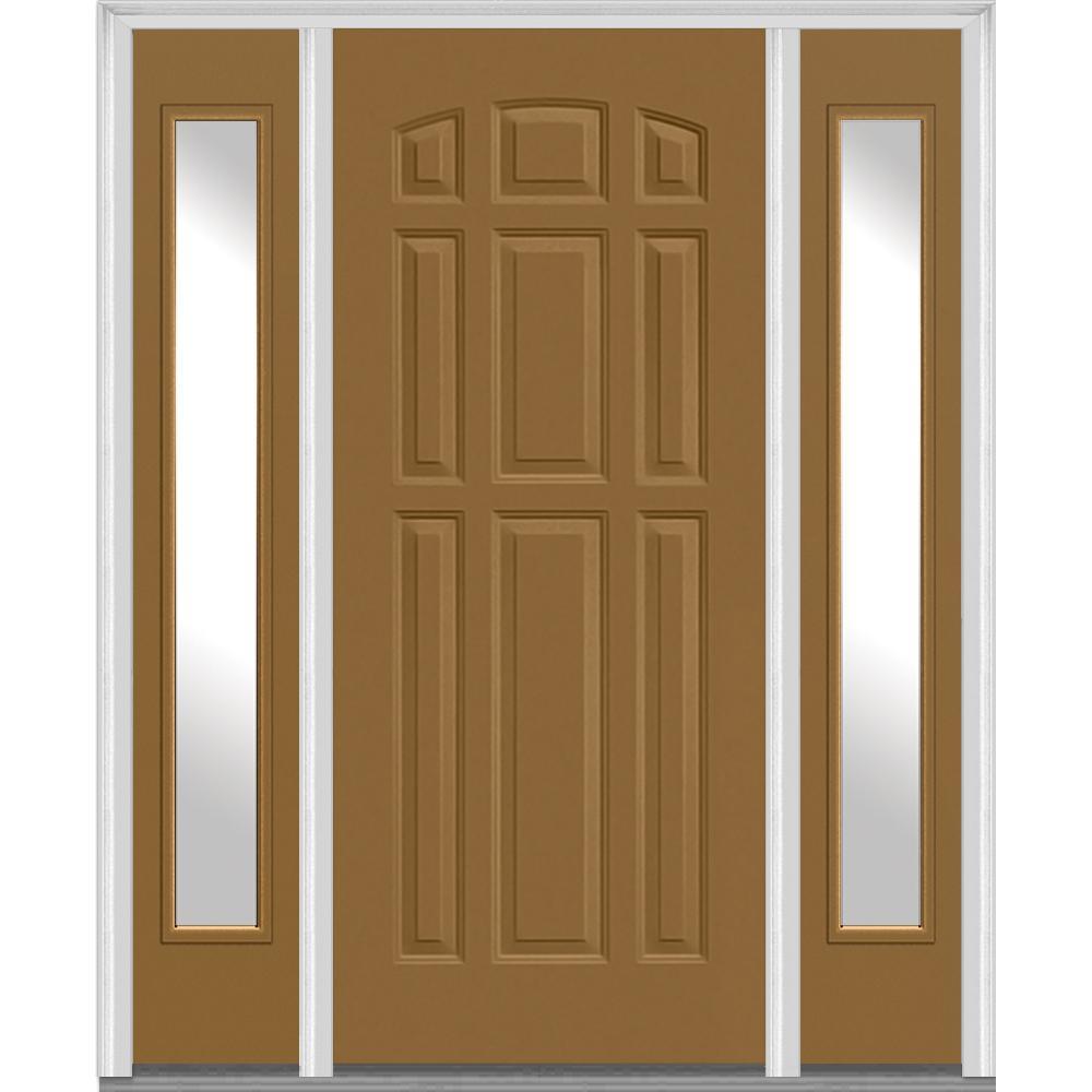 Mmi Door 645 In X 8175 In Left Hand Full Lite Clear 9 Panel