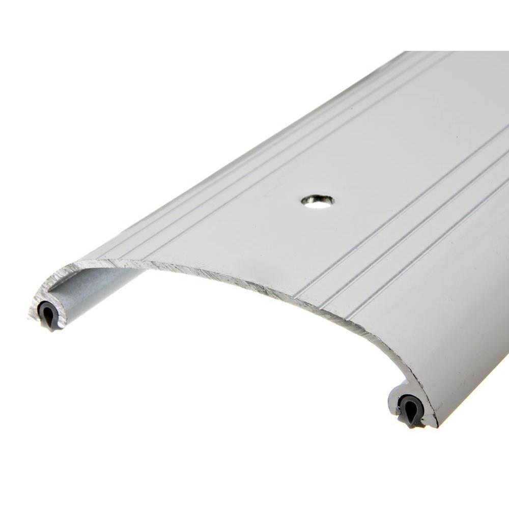 E/O 4 in. x 36 in. Aluminum High-Rug Saddle Threshold